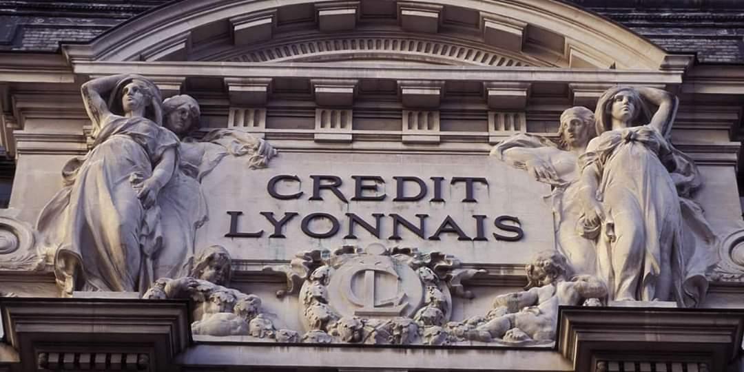 Atelier Laye SARL, Lione (Francia), Le Crédit Lyonnais agenzia Lyon Republique